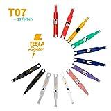 TESLA Lighter T07 | elektronisches USB Lichtbogen Stab Feuerzeug - 3