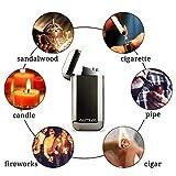 AUTSCA Feuerzeug, USB Lichtbogen Feuerzeug, Elektronisches Feuerzeug, USB wiederaufladbar - 5